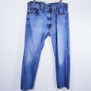 Levi's Men's 505 Regular Fit Straight leg 38X32